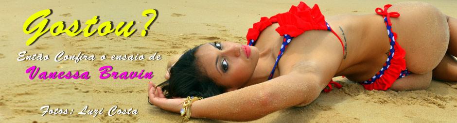 Vanessa Bravin - Fotos Luzi Costa
