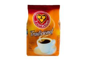 CAFÉ TRES CORAÇÕES FORTE 250ML - 3,99